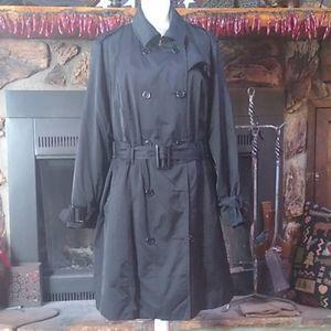 NWOT Jessica London Trench Coat